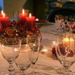 La table pour Noël